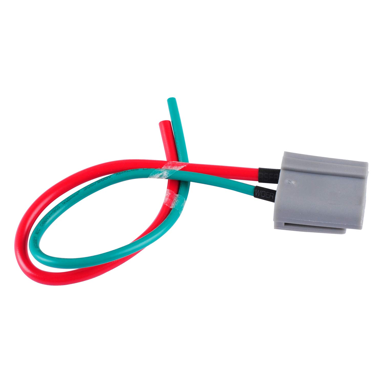14 Gauge 2 Pin Quick Disconnect Harness Automotive Bobcat Trailer Wiring