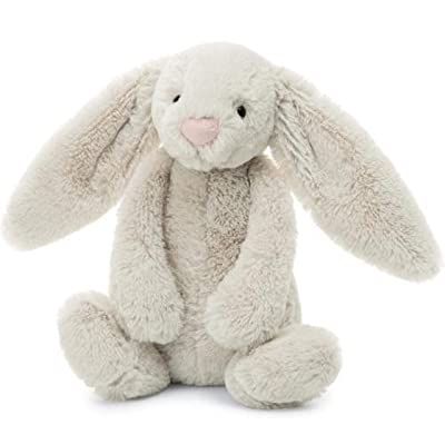 Jellycat : Small Bunny / Oatmeal 12'': Toys & Games