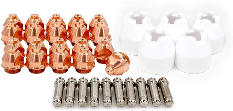 9-5631,10PK Thermal Dynamics PCH//M-51 Torch Plasma Tip 0.043
