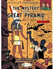 BLAKE & MORTIMER 02 THE MYSTERY OF THE GREAT PYRAMID 01