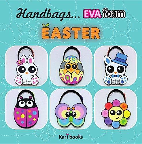 EVA foam handbags: Easter