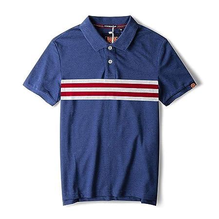 Belingeya-cl Camiseta de Hombre Camiseta de Manga Corta con Cuello ...