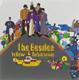 Rock Off The Beatles Fridge Magnet: Yellow