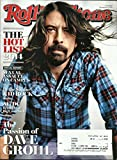 Rolling Stone Magazine December 2014{the Hot List 2014}plus Dave Grohl}