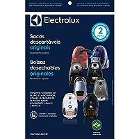 Kit c/ 15 Sacos Descartáveis Aspirador Electrolux Equipt