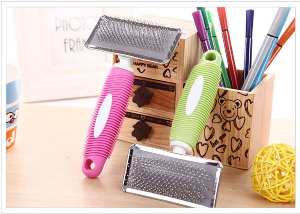Panda Superstore Suitable For Small&Medium-sized Dog/Cat Grooming Comb/Pet Flea Combs by Panda Superstore (Image #2)