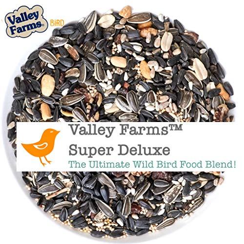 Valley Farms Super Deluxe Wild Bird Food (4 LBS)
