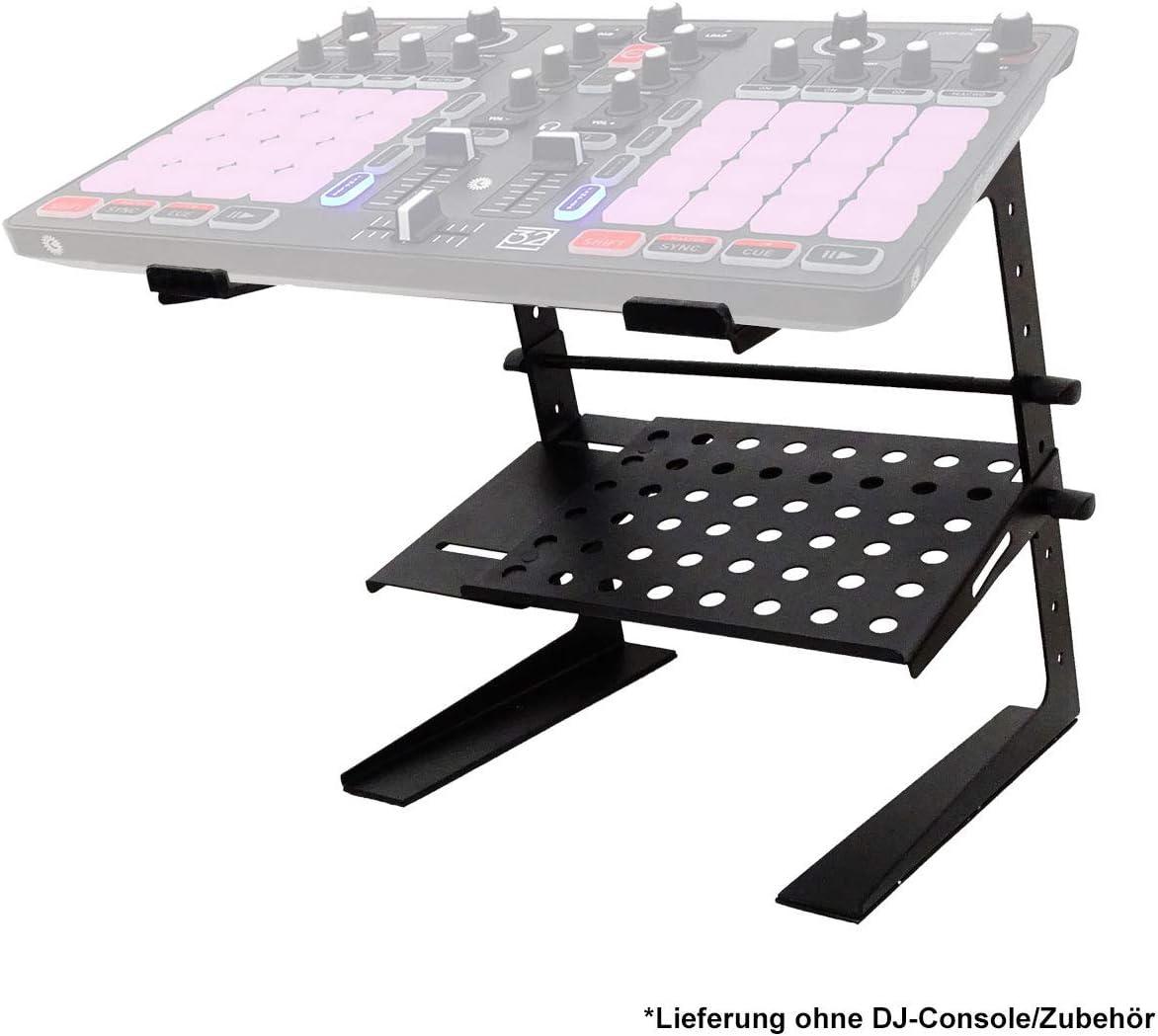Hercules Universal DJ USB Bluetooth DJ Controller Keepdrum HA-LS20 Laptop Stand