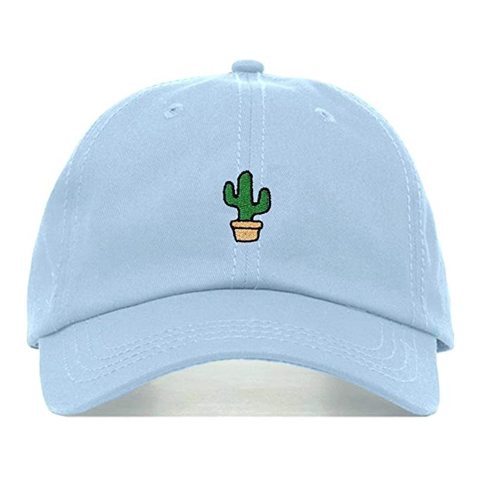 0834d39c9cc7f Amazon.com  Cactus Dad Hat