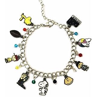 Amazon.com: Snoopy & Friends Cacahuetes Tema Silvertone ...