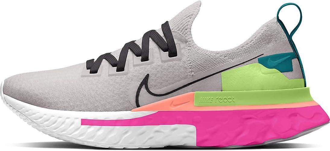 libro de bolsillo Luna Maravilloso  Amazon.co.jp: Nike React Infinity Run Fly Knit Premium W REACT INFINITY RUN  FKT Ash / Pink / Gray CU0430-500 Nike Japan Authentic Product: Shoes & Bags