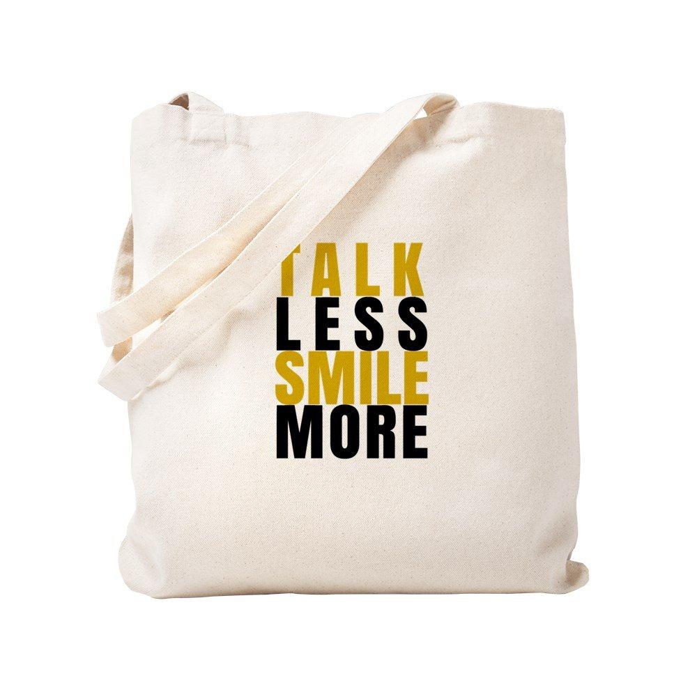 Bolsa para la compra de tela natural, de CafePress, diseño ...
