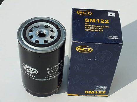 Sct Germany Oil Filter Volvo Vw Lt 28 35 40 55 T4 Bus 740 760 940 960 2 4 Td 2 5 Td Auto