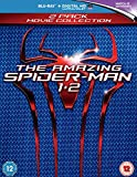 The Amazing Spider-Man 1-2 Double Pack [Blu-ray] [Region-Free] [UK Import]