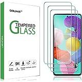 جلاكسي ايه51 / A51 ، حماية شاشة( 3 قطع)مقاوم للخدوش والبصامات ،يعطي رؤية واضحة ،عالي الدقة.