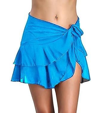 Loralie Falda Playa Cubierta Bikini Verano para Mujer Vestido ...