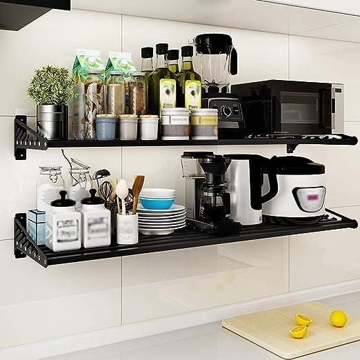 Rejilla de horno de microondas Muebles de cocina: montaje en pared ...