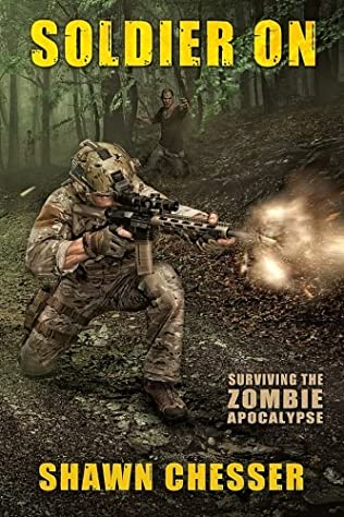 book cover of Soldier On