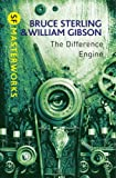 The Difference Engine by William Gibson front cover