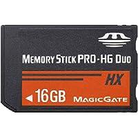 xberstar Memory Stick de alta velocidad MS Pro Duo tarjeta de memoria para Cámara Sony 8GB 16GB 32GB PSP y Cybershot