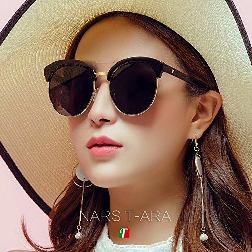 2019 New Star Models Gafas de sol polarizadas Personalidad ...