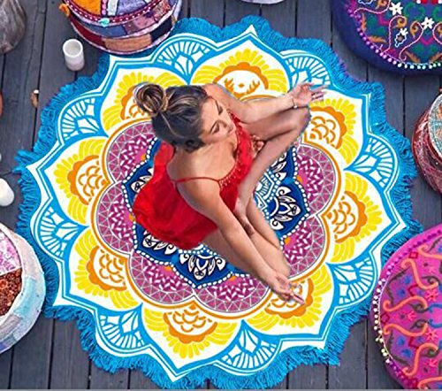 Tempt Me Mandala Tapestry Swimwear