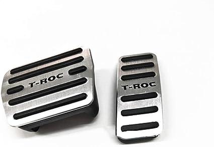 Bigking Estribo de Motocicleta 2 Piezas de Montaje de Plataforma de pie de Motocicleta Delantero para VTX 1300 1800