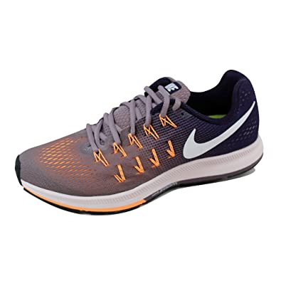 Womens Nike Air Zoom Pegasus 33 Running Shoes Purple/White 831356-500 All Sizes