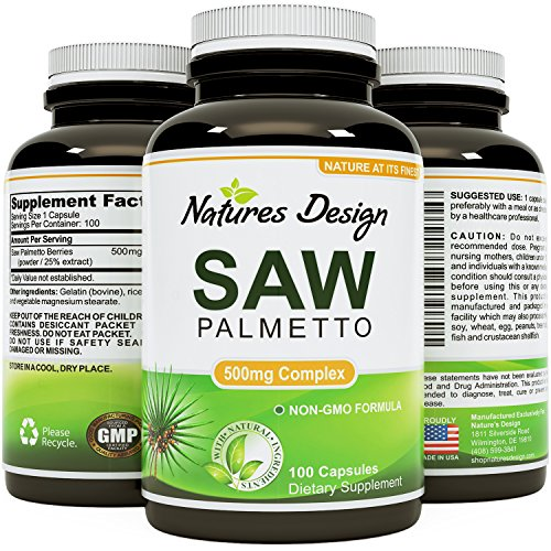 Saw Palmetto Extract Berry Supplement product image