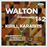 Walton: Symphonies Nos.1 & 2