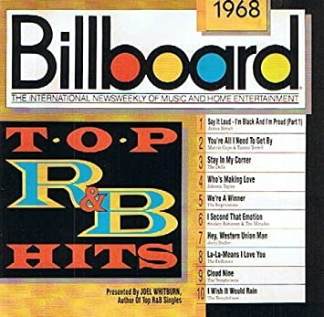 Billboard Top RB Hits 1968
