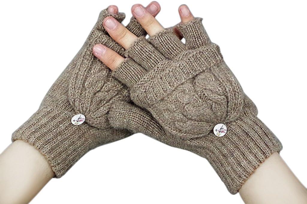 Winter Warm Wool Knit...
