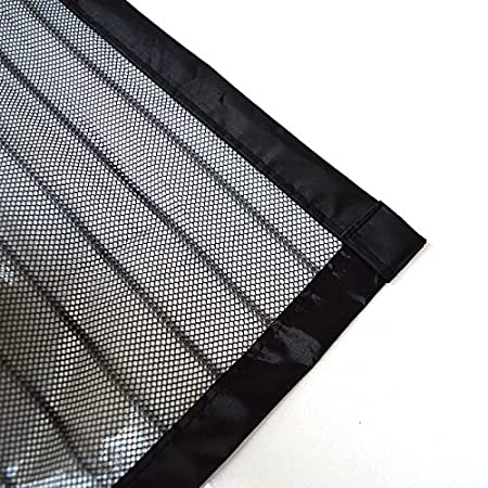 Reinefleur Magn/étique Rideau de Porte Anti Insecte Mouche Moustique 90cmx210cm pour Porte dEntr/ée Int/érieur Patio Coulissante Beige