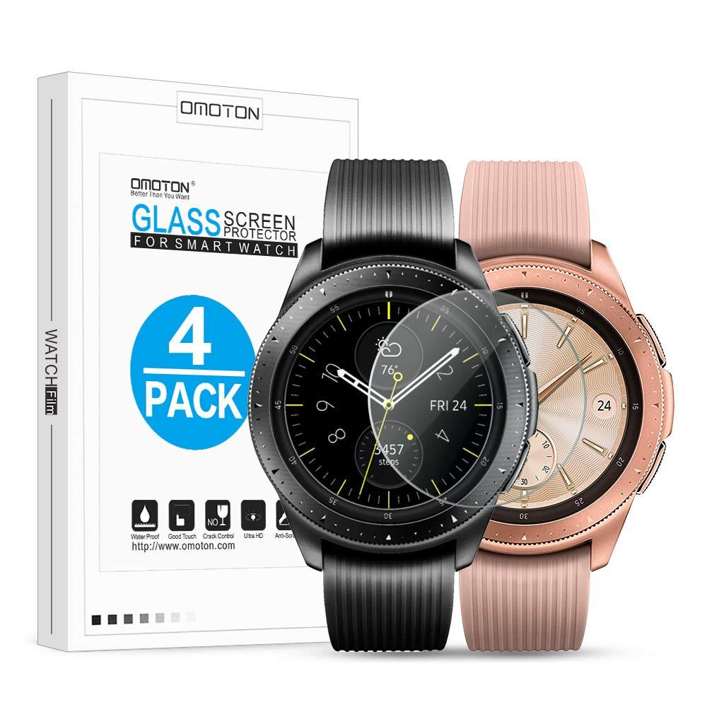 Vidrio Protector Para Samsung Gear S2 X4 Omoton -7fzxf2t5