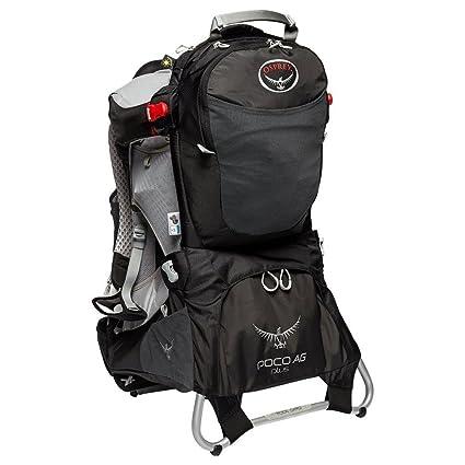 Osprey Poco AG Plus - Mochilas portabebés - Negro 2019