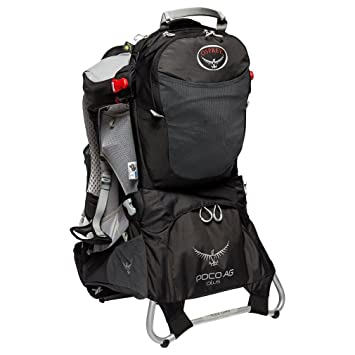 bdc7a52f54a Osprey Poco AG Plus Baby Carrier black 2019 kids carrier  Amazon.co ...