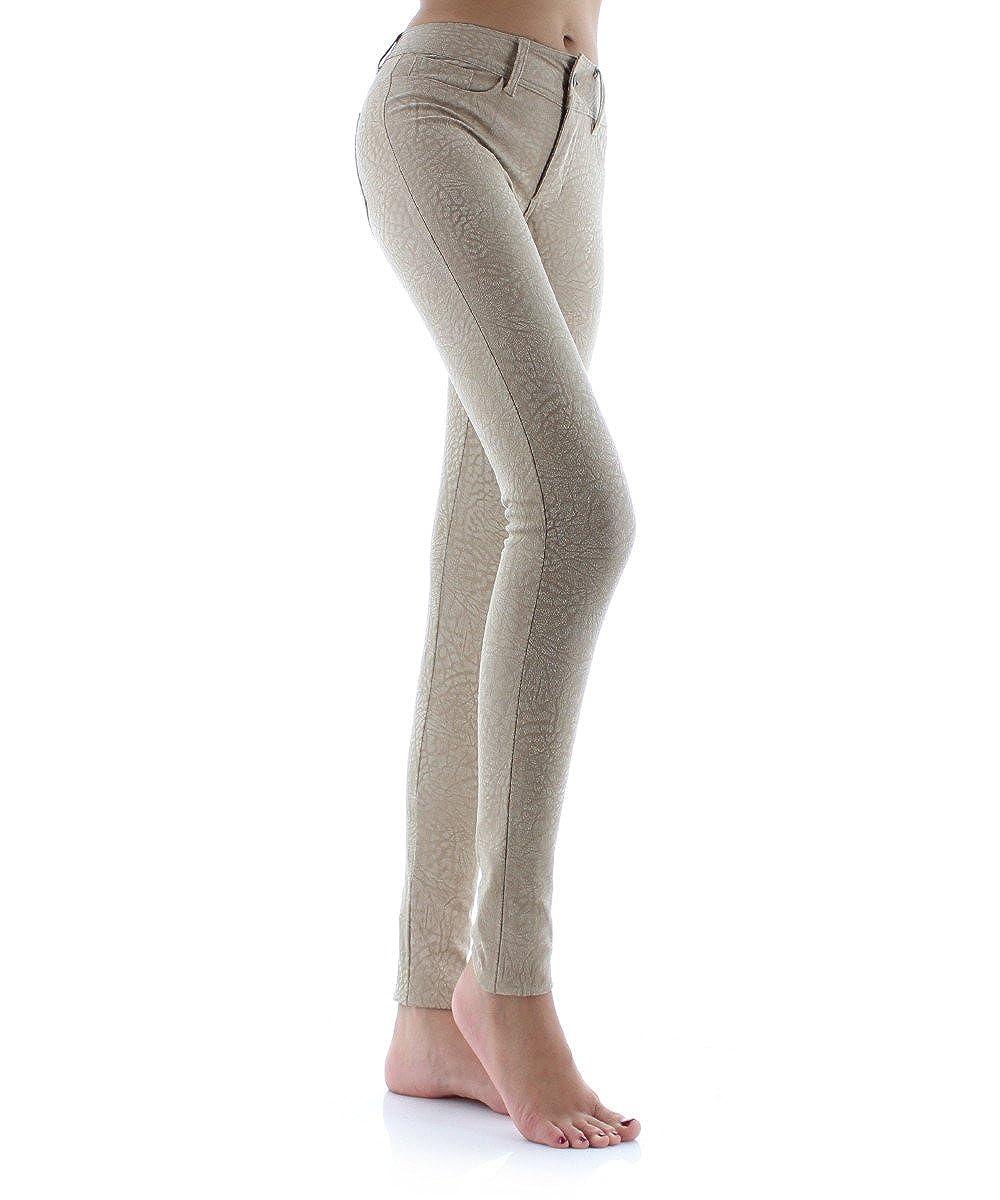 Legmogue Larmes Crocodile Jean Look Legging Fashion Leggings