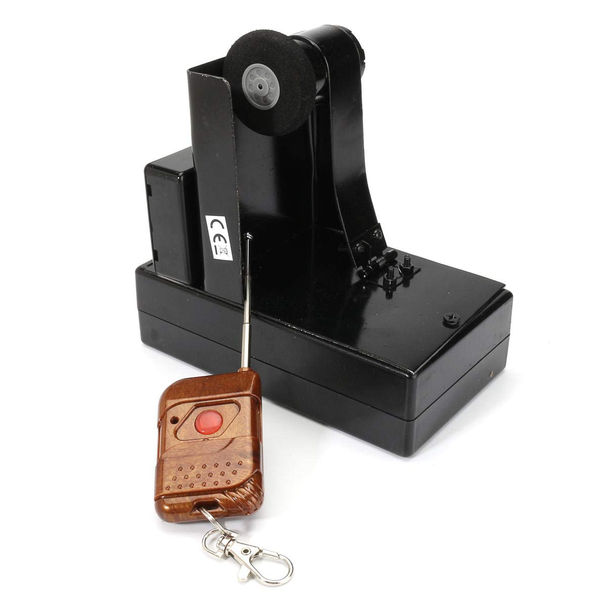 Professional Remote Control Card Fountain Poker Magic Trick Stage Magic Prop Tools