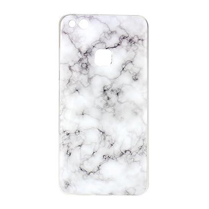 custodia huawei p10 lite marble