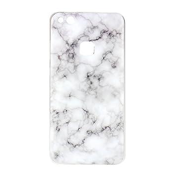 elegant huawei p lite case marmor huawei p lite handyhllen huawei p lite bumper with marmor - Handyhllen Muster