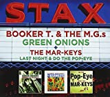 Stax: Green Onions / Last Night & Do The Popeye by Booker T. & The M.G.s (2013-04-18)