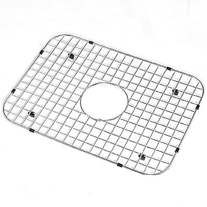 Houzer BG 2500 Wirecraft Kitchen Sink Bottom Grid, 18.5 Inch By 13.25