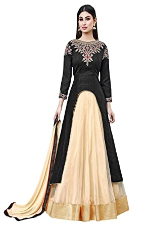 1c00e1b150 Salwar suit For Women Party Wear Pure Georgette Fabric Semi_Stiched Low  Price Suits