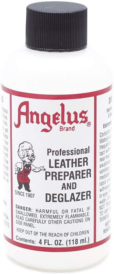 Angelus Cuero Leather Preparer And Deglazer - 118ml