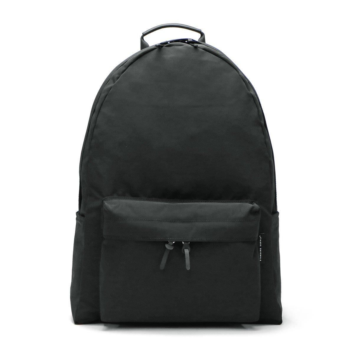 [スタンダードサプライ]STANDARD SUPPLY SIMPLICITY リュックサック DAILY DAYPACK BLACK   B07B7F1YX8