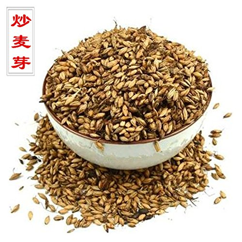(Tomox Fried malt, malt, cooked malt, fried malt, malt malt, 500 grams Chinese herbal medicine,)