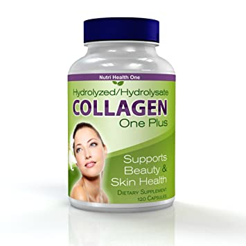 Amazon Com Collagen One Plus For Beauty And Skin Health