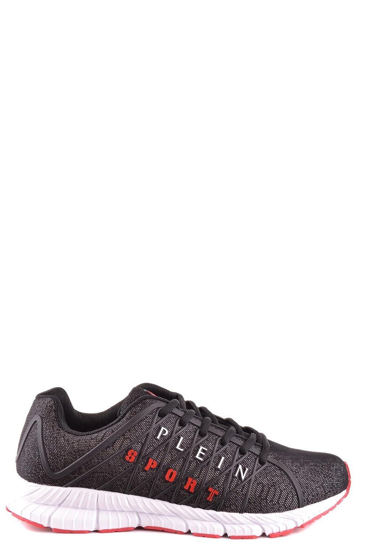 Philipp Plein メンズ MSC0550STE006N02 ブラック ポリエステル 運動靴 B07DXJV1XX
