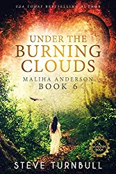 Under the Burning Clouds (Maliha Anderson Book 6)