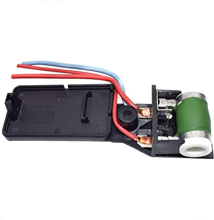 Radiador Refrigeración del Motor del ventilador Resistencia ...